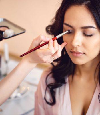Пробный макияж в Минске