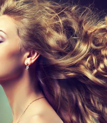 Укладка женская длинный волос в Минске
